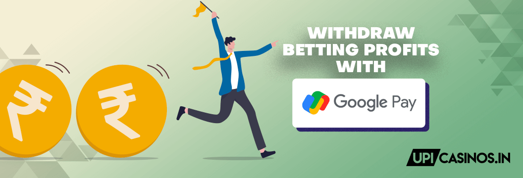 withdraw at google pay casinos