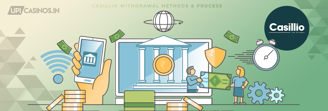 withdrawing from casillio casino in india
