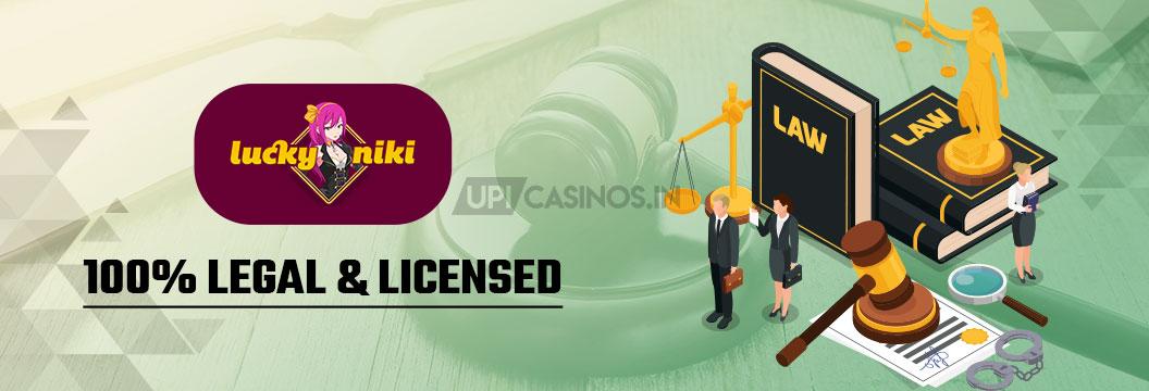 legal casino