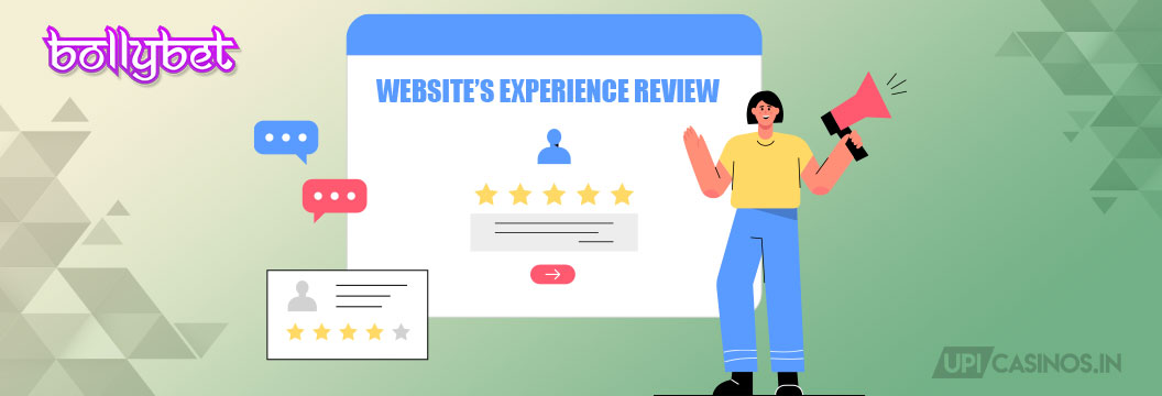 Bollybet Casino Website's Experience Review